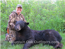 bear hunts Canada
